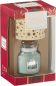Mobile Preview: Yankee Candle Geschenkset White Fir 104g + Kerzenschirm