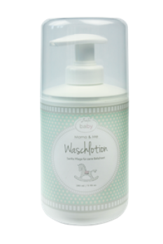 BadeFee BabyCare Baby Waschlotion 280ml Spender