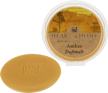 Heart & Home Amber Duftmelt