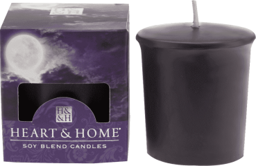 Heart & Home Violet Moon Votivkerze 52g