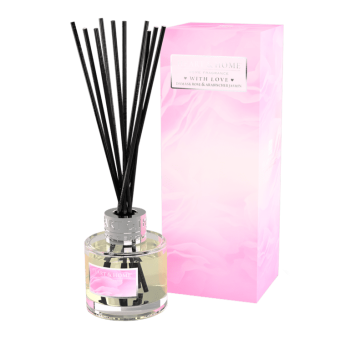 Heart & Home With Love Reed Diffuser