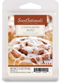 ScentSationals Cinnamon Buns Melt