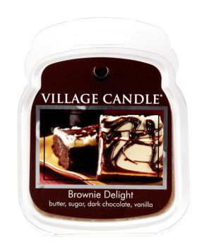 Village Candle Brownie Delight Melt 69g