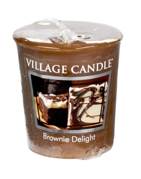 Village Candle Brownie Delight Votivkerze