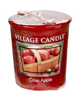 Village Candle Crisp Apple Votivkerze