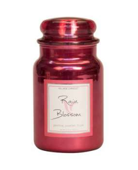 Village Candle Rain Blossom METALLIC 602g