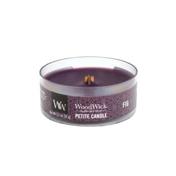 WoodWick Fig Feige Petite Candle