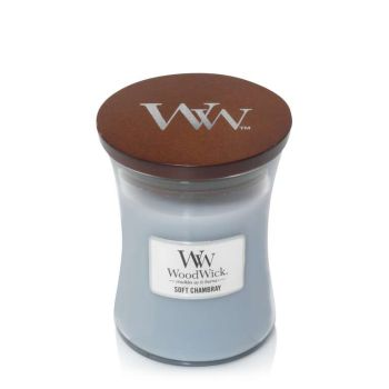 WoodWick Soft Chambray 275g