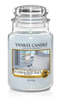 Yankee Candle A Calm & Quiet Place 623g