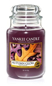 Yankee Candle Autumn Glow 623g