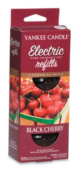 Yankee Candle Black Cherry Duftstecker Refills