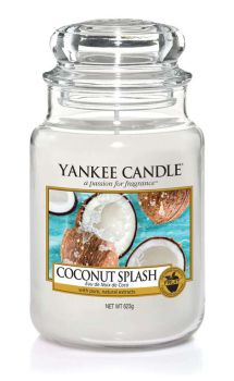 Yankee Candle Coconut Splash 623g