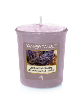 Yankee Candle Dried Lavender & Oak Sampler