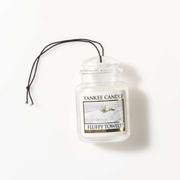 Yankee Candle Fluffy Towels Car Ultimate