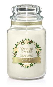 Yankee Candle French Vanilla (1970's) 623g