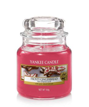Yankee Candle Frosty Gingerbread 104g