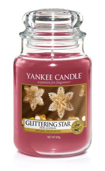 Yankee Candle Glittering Star 623g