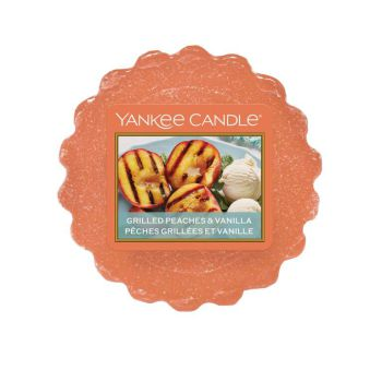 Yankee Candle Grilled Peaches & Vanilla Tart