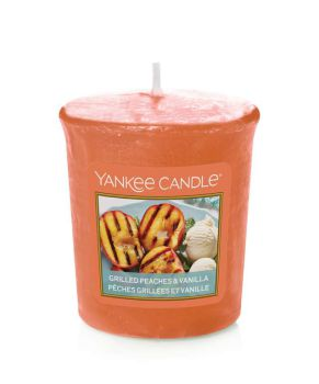 Yankee Candle Grilled Peaches & Vanilla Sampler