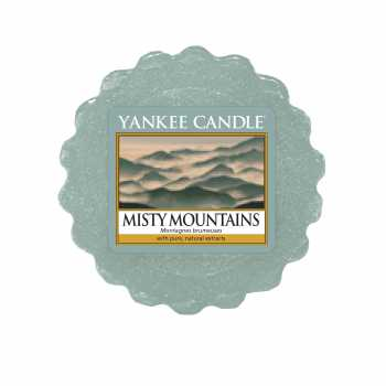 Yankee Candle Misty Mountains Tart