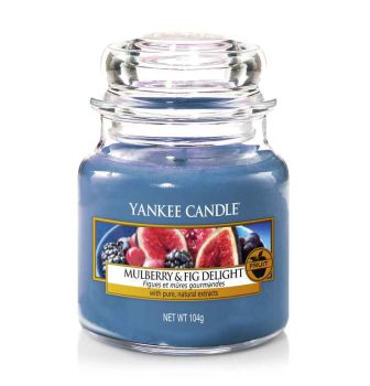 Yankee Candle Mulberry & Fig Delight 104g