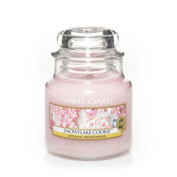 Yankee Candle Snowflake Cookie 104g