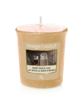 Yankee Candle Sweet Maple Chai Sampler