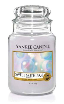 Yankee Candle Sweet Nothings 623g