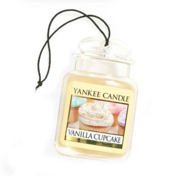 Yankee Candle Vanilla Cupcake Car Ultimate