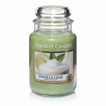 Yankee Candle Vanilla Lime 623g