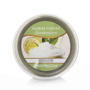 Yankee Candle Vanilla Lime MeltCup