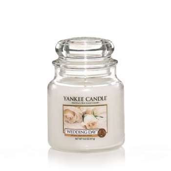 Yankee Candle Wedding Day 411g