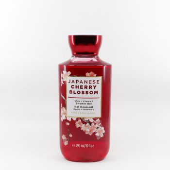 Bath & Body Works Japanese Cherry Blossom Shower Gel