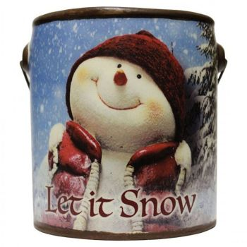 Cheerful Candle Let It Snow FARM FRESH 566g Kerze
