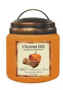 Chestnut Hill Candle Apple Cinnamon Spice 454g Kerze