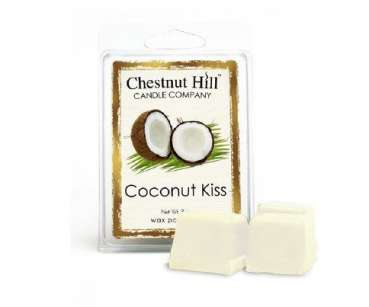 Chestnut Hill Candle Coconut Kiss 85g Duftwachs