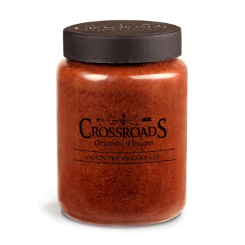 Crossroads Candles Country Breakfast 737g