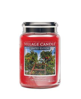 Village Candle Apple Wood 602g TRADITION