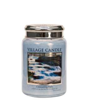 Village Candle Cascading Falls 602g TRADITION