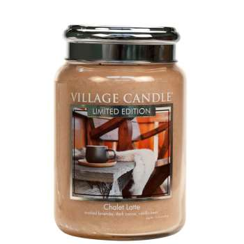Village Candle Chalet Latte 602g