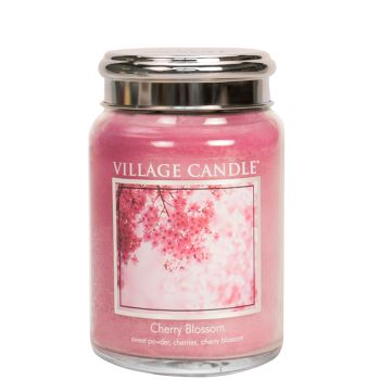 Village Candle Cherry Blossom 602g