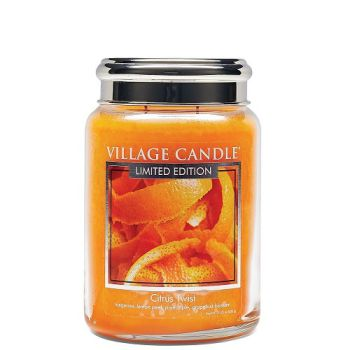 Village Candle Citrus Twist 602g TRADITION