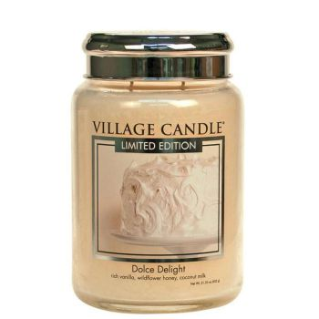Village Candle Dolce Delight TRADITION 602g