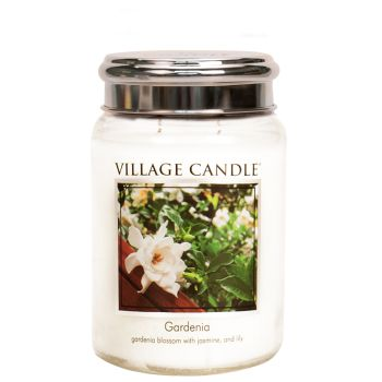 Village Candle Gardenia 602g TRADITION