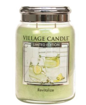 Village Candle Revitalize 602g SPA