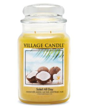 Village Candle Soleil All Day 602g TRADITION