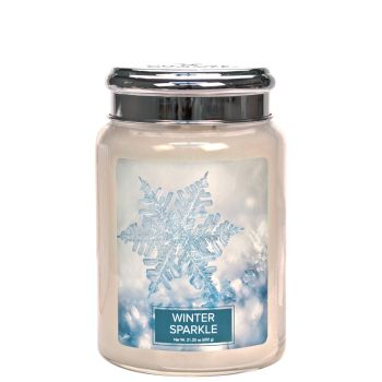 Village Candle Winter Sparkle 602g TRADITION