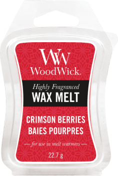 Crimson Berries Melt von WoodWick