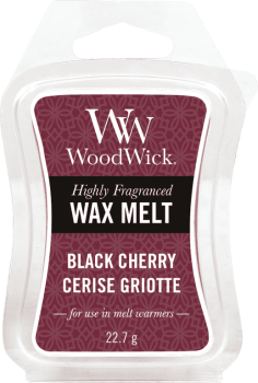 Black Cherry Melt von WoodWick