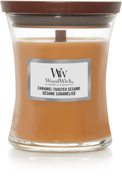 WoodWick Caramel Toasted Sesame 275g
